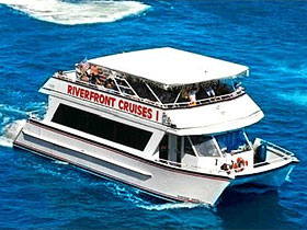 Fort Lauderdale Riverfront Cruises - Tours