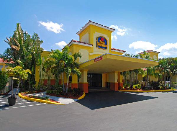 Best Western University Inn - Boca Raton