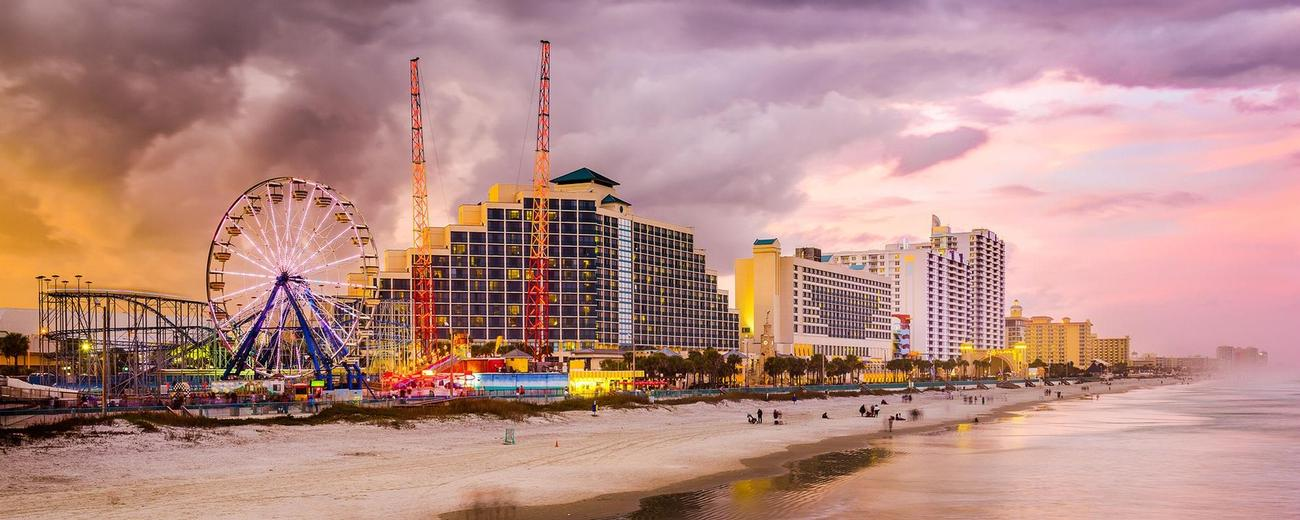 Daytona Beach - Houseboat Rentals & Boat Rentals